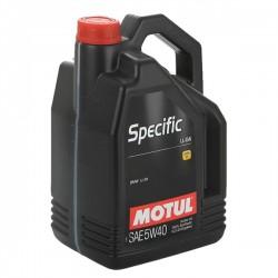 Motul Specific LL-04 5W40 5L - Motul101274