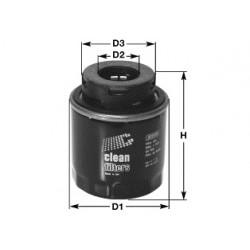 CLEAN FILTERS DO5509 Filtro de óleo - DO5509