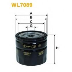 WIX FILTERS WL7089 Filtro de óleo