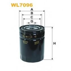 WIX FILTERS WL7096 Filtro de óleo