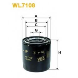 WIX FILTERS WL7108 Filtro de óleo