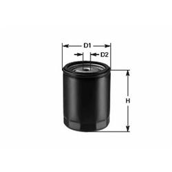 CLEAN FILTERS DO 924/A Filtro de óleo - DO924/A