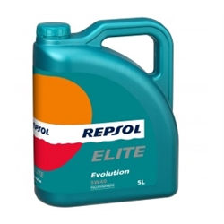 REPSOL ELITE EVOLUTION 5W40 5L - REP0023