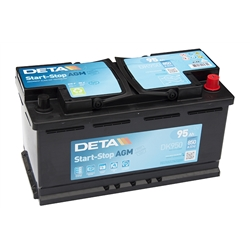 Bateria DETA Start & Stop 95ah