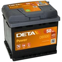 Bateria de Arranque DETA POWER 50ah