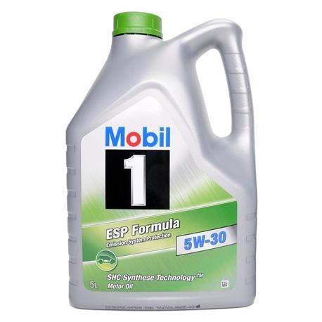 Óleo Mobil 1 ESP Formula 5W30 5L - MOB5W30/5 MOB