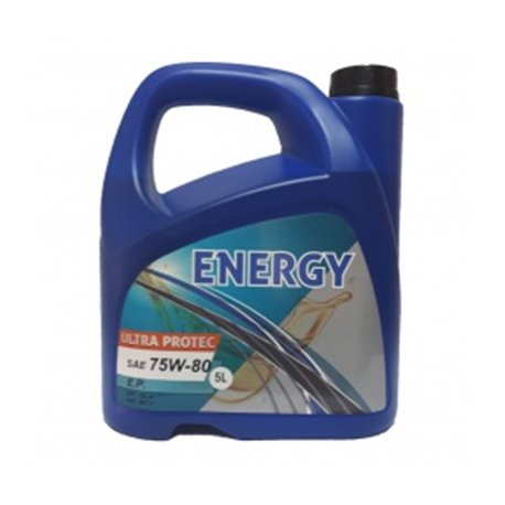 ENERGY U.P. Multigrado E.P 75W80 - 5L