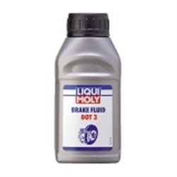 LIQUI MOLY Brake Fluid DOT 3 - 250ML