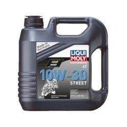 LIQUI MOLY Motorbike Street 4T 10W30 - 4L