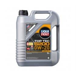 LIQUI MOLY Top Tec 6200 0W20 - 5L