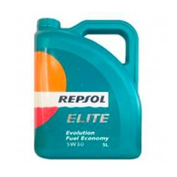 REPSOL Elite Evolution Fuel Economy 5W30 - 5L