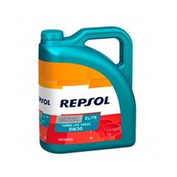 REPSOL Elite Turbo Life 50601 0W30 - 5L