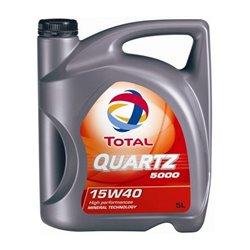 TOTAL Quartz 5000 15W40 - 5L