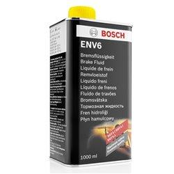 Óleo de Travões BOSCH ENV6 Dot3|Dot4|Dot 5.1 - 1L