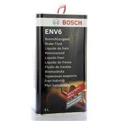 Óleo de Travões BOSCH ENV6 Dot3|Dot4|Dot 5.1 - 5L