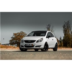 Corsa 1.2 Black Edition