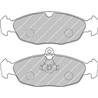 FERODO FDB1903 Jogo de pastilhas para travão de disco - FDB1903#FER