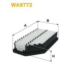 WIX FILTERS WA9772 Filtro de ar - WA9772#WIX