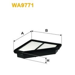 WIX FILTERS WA9771 Filtro de ar - WA9771#WIX