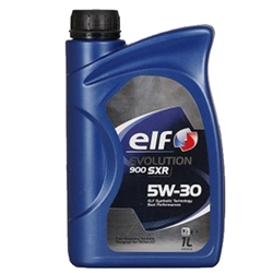 Óleo Motor ELF Evolution 900 SXR 5W30 1L - ELF5W30EVO/1#ELF
