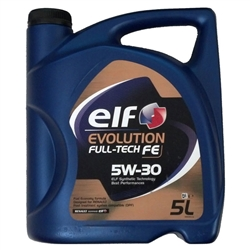 ELF Evolution Full-Tech FE 5W30 C4 RN720 5L - ELF5W30FE/5#ELF